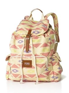 Victoria's Secret PINK Backpack #VictoriasSecret http://www.victoriassecret.com/pink/50-and-under-gifts/backpack-victorias-secret-pink?ProductID=87571=OLS=true?cm_mmc=pinterest-_-product-_-x-_-x