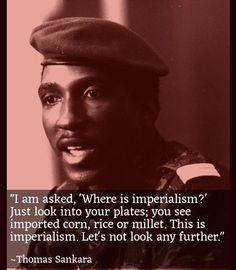33 Best Thomas Sankara images | Thomas sankara, African quotes
