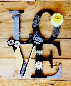 18 handpainted and crafted wood wall sign by BEaBLESSING12 on Etsy, $50.00