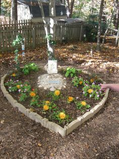 Memory Garden Ideas people generally send flowers and plants to funeral homes which are symbolic of new life tending to your memory garden with water and care for its Memory Gardens Google Search