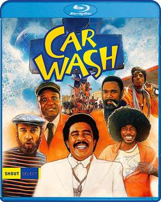 CAR WASH BLU-RAY SPINE #23 (SHOUT SELECTS)