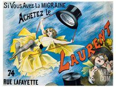 Laurent Giclee Print at Art.com