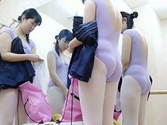 Asian spy cam