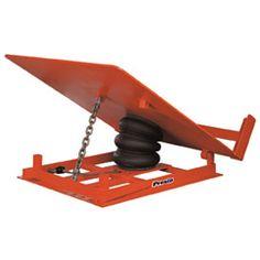 Presto Pneumatic Tilt Table AT40-4848 48 x 48 4000 Lb. Capacity
