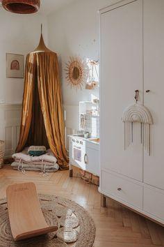 Kinderzimmer Im Boho Chic: Stilmix Erwünscht