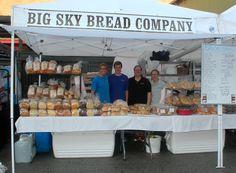Big Sky Bread Company | Des Moines Farmers Market