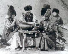 Якутские женщины