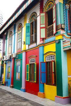 little india tan teng niah Little India Singapore, India Street, Color Street, Colours, Instagram, Colorful, Beautiful, Marina Bay, Montessori
