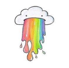 arc en ciel#couleur#logo#nuage