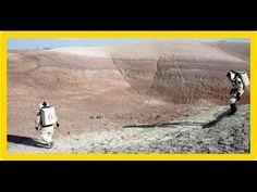 2 homens andando em Marte, em 1979 ?