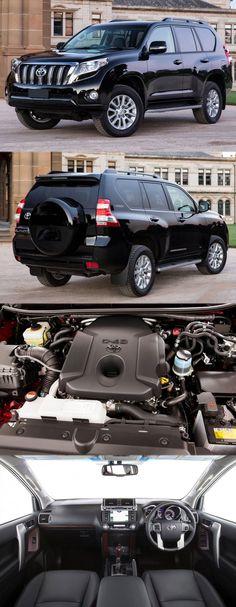 2016 #Toyota #LandCruiser #Prado 2.8L GXL Get more details at: http://www.enginefitted.co.uk/blog/category/toyota-2/