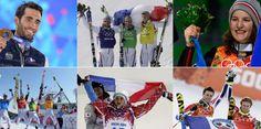 Après un démarrage difficile, l'équipe de France a largement réussi ses Jeux Olympiques d'hiver. Les Bleu(e)s ont finalement glané XX médail...