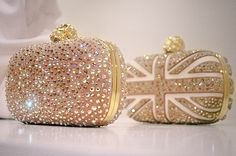 Diamond clutches