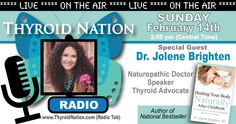 Anything you want to know about low libido, pregnancy, post-partum thyroiditis and more. Dr. Brighten is amazing. She's been there and she shares her insights on how to thrive.  http://ThyroidNation.com/Thyroid-Nation-Radio/  #libido #Low #Thyroid