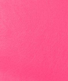 Candy Pink Felt