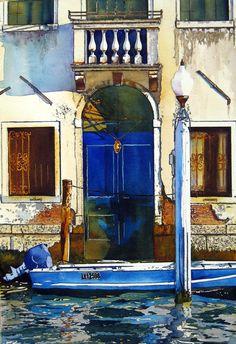 Jaimie Cordero.    Venice_Blue_