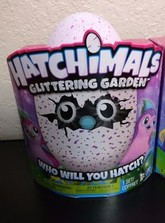 Other Interactive Toys 232: Hatchimals Glittering Gardens Penguala Pink And Purple Brand New Release Rare -> BUY IT NOW ONLY: $93.99 on eBay!