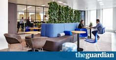 In the Netherlands, one in 17 people suffers from burnout. A state of the art office in Amsterdam promises to keep staff happy, healthy and productive