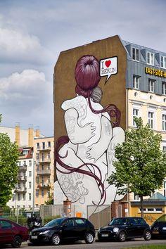 Berlin, #graffiti