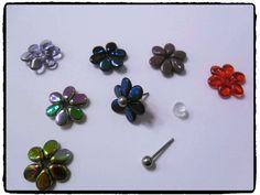 www.noxys.cz #noxys Belly Button Rings, Stud Earrings, Handmade, Jewelry, Hand Made, Jewlery, Jewerly, Stud Earring, Schmuck