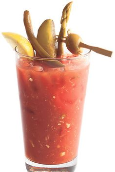 bloody mary....yum!