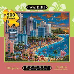 Dowdle Folk Art Waikiki 500pc 16x20  Puzzles Dowdle Folk Art http://www.amazon.com/dp/B004V0I28C/ref=cm_sw_r_pi_dp_RXeOub0MQG63S