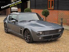 Jensen Interceptor SRT10