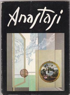 Solmi Franco Anastasi, Bondi Federico Nino Anastasi galleria Rosati 1977 6074