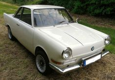 1965 BMW 700 LS Langheck Coupe