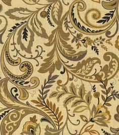 Swavelle Millcreek Fabric-Findlay Cliffside Saddle: home decor fabric: fabric: Shop | Joann.com