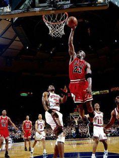 sale retailer c1242 d23d3 Michael Jordan Dunk Chicago Bulls NBA Basketball Gigantic Print POSTER   MichaelJordan  Posters  Art