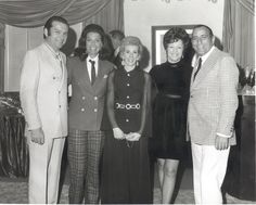 Joan Rivers enjoying an eveing at the Diplomat with friends!
