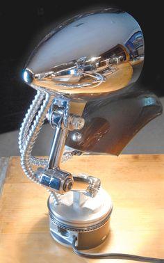 Bullet Headlight Lamp