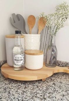Handmade Home Decor Apartment Kitchen, Home Decor Kitchen, New Kitchen, Awesome Kitchen, Kitchen Ideas, Kitchen Corner, Kitchen Inspiration, Kitchen Interior, Nordic Kitchen