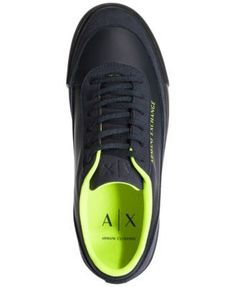 Armani Exchange A Slip On Sneakers, Sneakers Nike, Men's Shoes, Casual, Blue, Shopping, Products, Style, Fashion