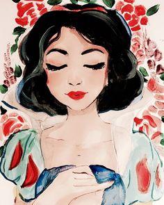 Disney princess art, disney princess drawings, disney princesses, d Disney Princess Drawings, Disney Princess Art, Disney Fan Art, Disney Drawings, Cartoon Drawings, Disney Princesses, Disney Princess Paintings, Drawing Disney, Princess Quotes