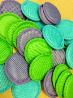 Best erasers for dry-erase boards micro-fiber facial pads that come in a set of 3 at the dollar store. They last all year