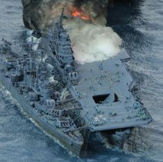 Model Warships, Navy Carriers, Navy Aircraft Carrier, Abandoned Ships, Naval History, Military Modelling, Navy Military, Military Diorama, Navy Ships