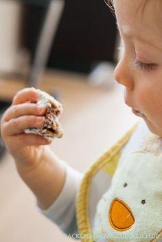 Geburtstagskuchen zum 1. Geburtstag ohne Zucker