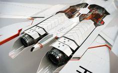 futuristic private jet, AvA03 Resistance Concept Jet, Timon Sager, hyper sonic…