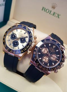 Yellow or Rose Gold? Used Rolex For Sale, Rolex Watches For Sale, Luxury Watches For Men, Sport Watches, Stylish Watches, Cool Watches, Wrist Watches, Audemars Piguet, Bracelets