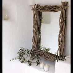Espejo de troncos