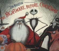 The Nightmare Before Christmas: Tim Burton