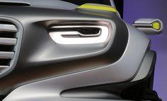 Photos: Mercedes-Benz Ener-G-Force Concept