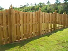 4 Simple and Ridiculous Tricks Can Change Your Life: Front Yard Fence Design Ideas Front Yard Fence Design Ideas.Privacy Fence With Lattice Ultra Modern Fence.Privacy Fence With Lattice. Brick Fence, Front Yard Fence, Fence Stain, Cedar Fence, Fence Landscaping, Backyard Fences, Garden Fences, Wood Fence Design, Fence Art