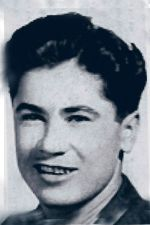 Pfc Stephen P. Polander, 506th PIR Company A, 1st Battalion