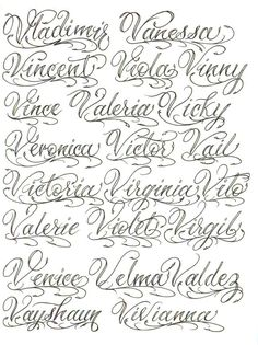 VK is the largest European social network with more than 100 million active users. Chicano Tattoos Lettering, Tattoo Lettering Design, Graffiti Lettering Fonts, Tattoo Script, Tattoo Fonts Alphabet, Hand Lettering Alphabet, Graffiti Alphabet, Half Sleeve Tattoo Stencils, Tatoo Manga
