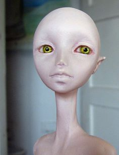 Titania - wip1   Flickr - Photo Sharing! Ck the eyes