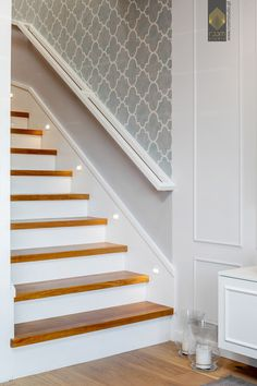 Modern Staircase, Modern Classic, Home Office, Stairs, Studio, Room, Home Decor, Bedroom, Stairway