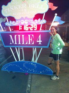 Fantastic tips for running a Disney half marathon! #runDisney